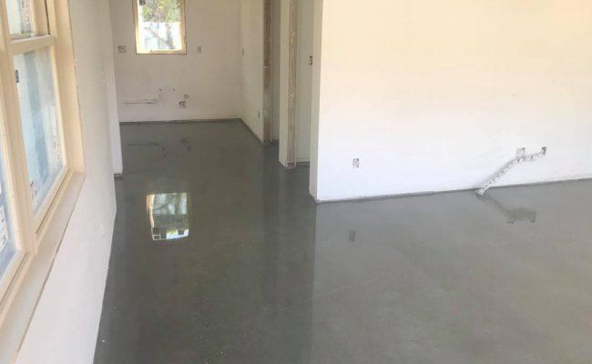 New Construction Concrete Polishing San Jose