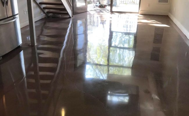 Concrete Polishing and Staining San Jose