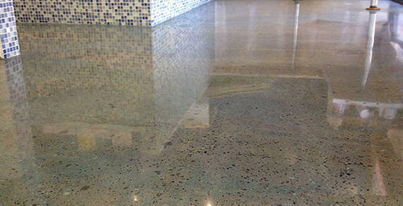 Concrete Floor Polishing Experts