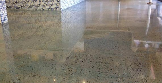 Concrete Floor Polishing Experts